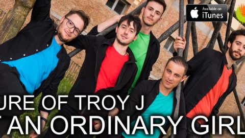 La dedica romanticamente rock dei Picture Of Troy J: per San Valentino in radio arriva Not An Ordinary Girl, il nuovo singolo!